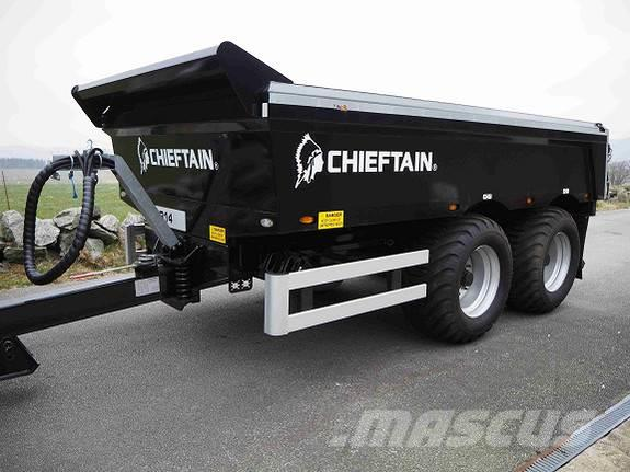 Chieftain Dumper, 14 tonn