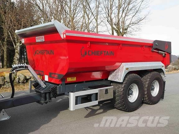 Chieftain Dumper, 20 tonn, HP,