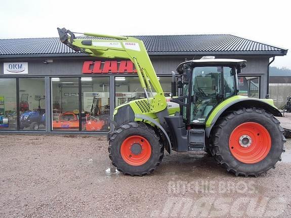 CLAAS 650 C MATIC m/Laster