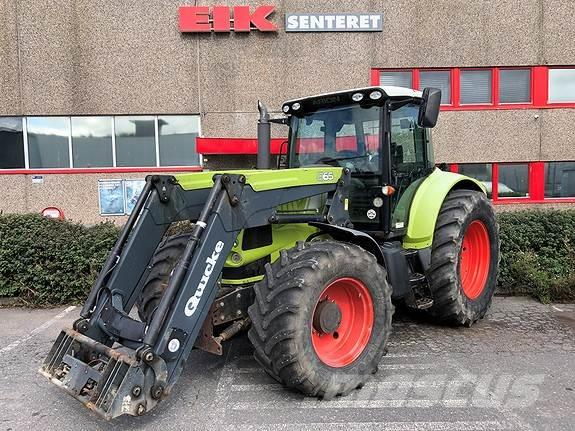 CLAAS ARION 640 - Quicke