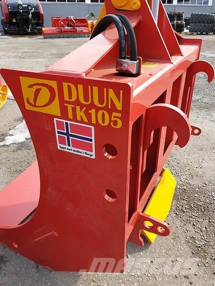 Duun TK 105 Tømmerklo