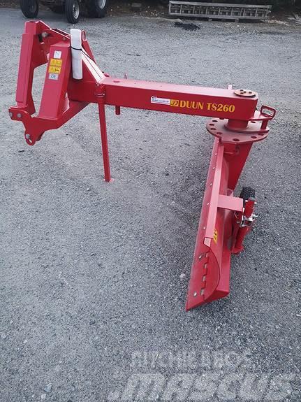 Duun Traktorskjær TS260