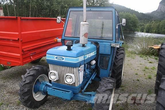 Ford 3610 Tractor : Ford price  tractors mascus ireland
