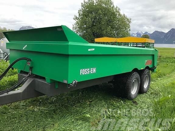 Foss-Eik 12 tonn lettdumper