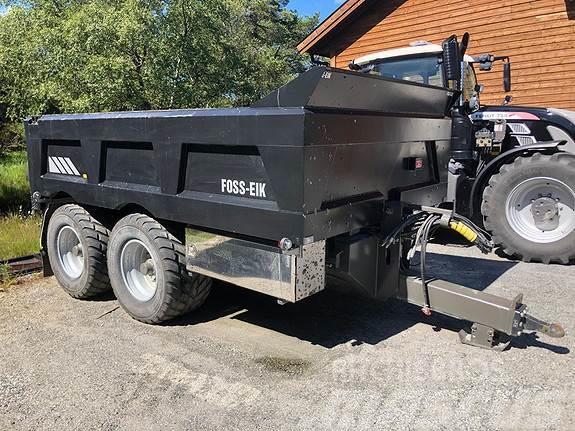 Foss-Eik 15 T Dumper