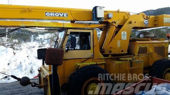 Grove RT49 Mobilkran