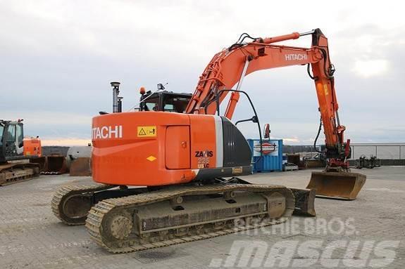 Hitachi ZX225 USLC-3 gravemaskin