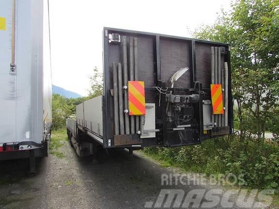 HRD Jumbo Semitrailer til salgs for kunde