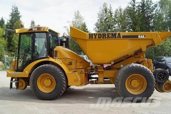 Hydrema 912 FS Rail Jernbane
