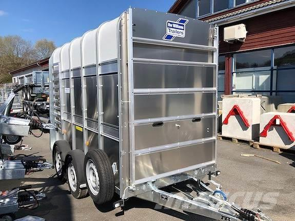 Ifor Williams DYREVOGN TA5G 10*7