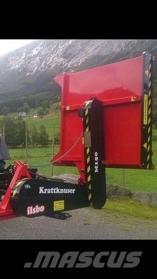 Ilsbo Krattknuser M 150