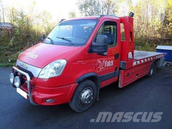 Iveco Daily Bergingsbil