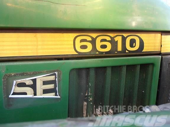 John Deere 6610SE