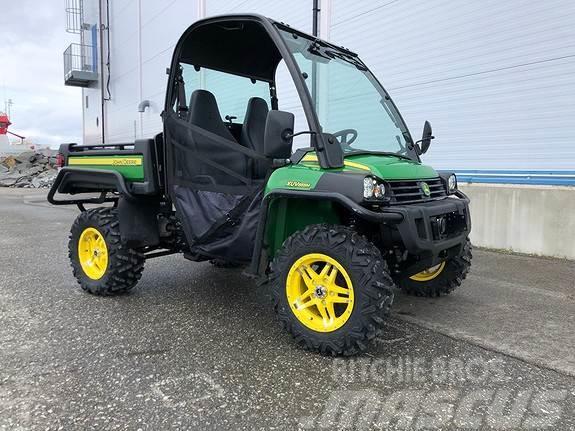 John Deere Gator Prices >> John Deere Gator Xuv 855m Tractors Price 18 439 Year Of