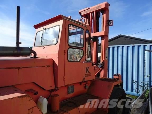 Kalmar LT-10-600gaffeltruck