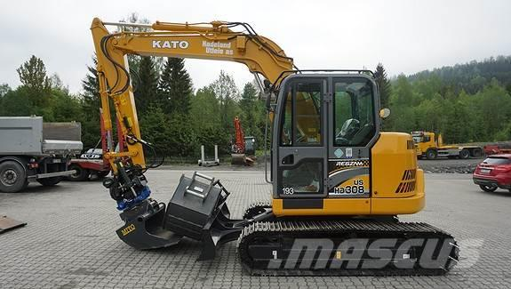 Kato HD308US-6A
