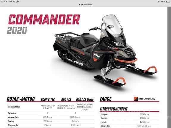 Lynx Commander 900 ACE STD