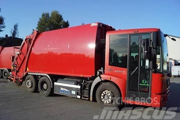 Mercedes-Benz 13 stk 2628 gass 1 kammer komprimatorbil