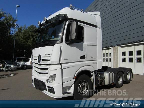Mercedes-Benz ACTROS 2651 dna 6x2