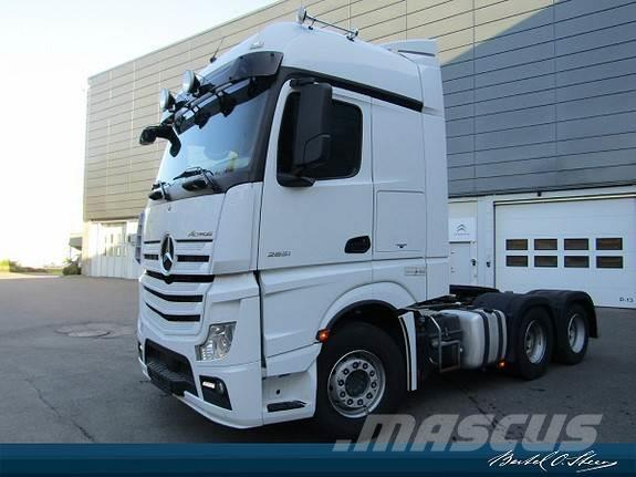 Mercedes-Benz ACTROS 2651L/325 DNA