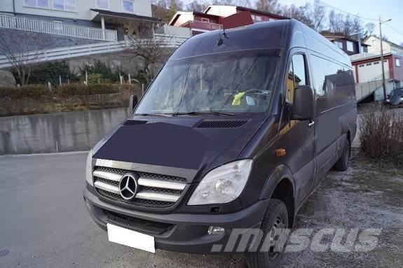 Mercedes-Benz Sprinter 4x4 519 CDI lang type