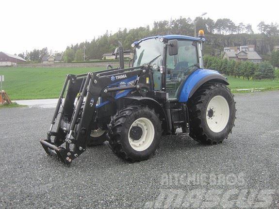 New Holland T5.115 EC m/laster