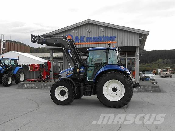 used new holland t 5 95 tractors year 2015 price 56 993 for sale