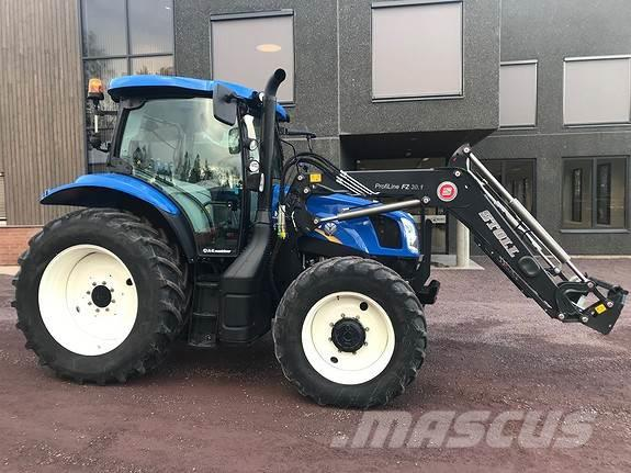 New Holland T6.140 | Laster