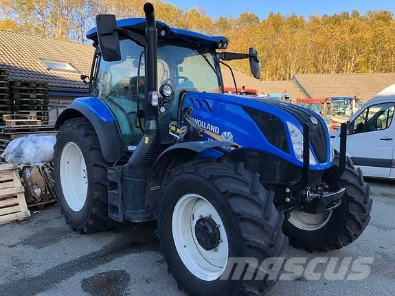 New Holland T6.145EC