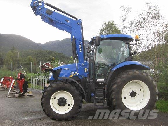 New Holland T6 160 AC