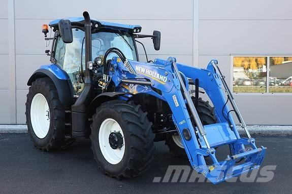 New Holland T6.175 AC 50 KM/H