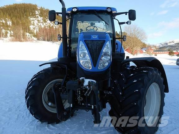 New Holland T7 .170