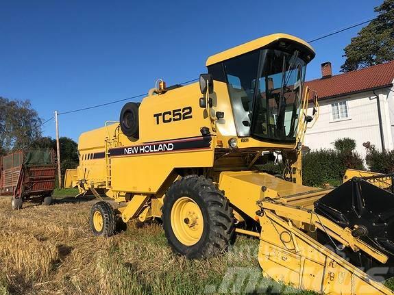 New Holland TC52