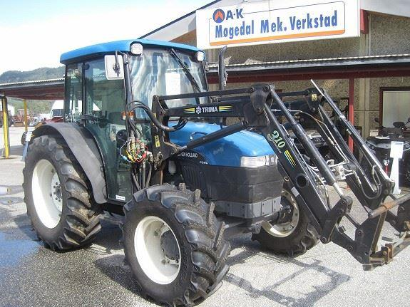 New Holland tn 75 d Specs operator s manual Pdf