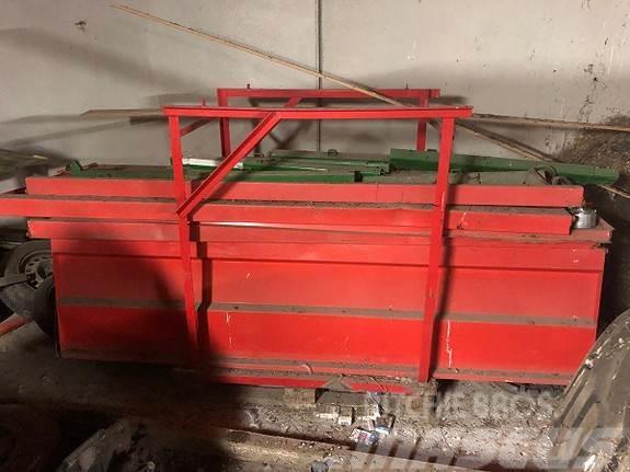 Orkel T150 Kornkarmer