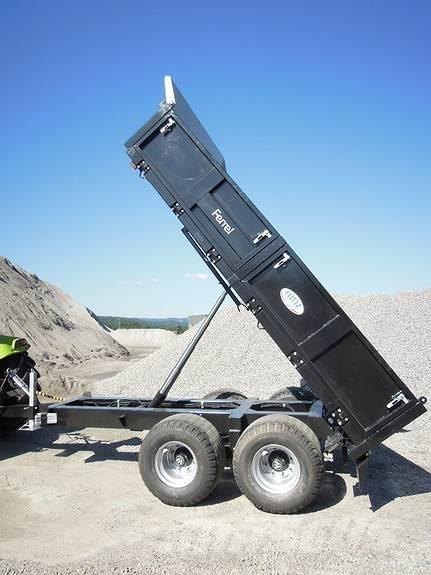 [Other] FERREL DUMPER 11 T M/SIDE ÅPNING