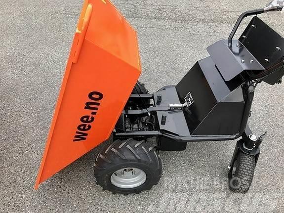 [Other] Ny modell 1200W 400 kg dumper EL