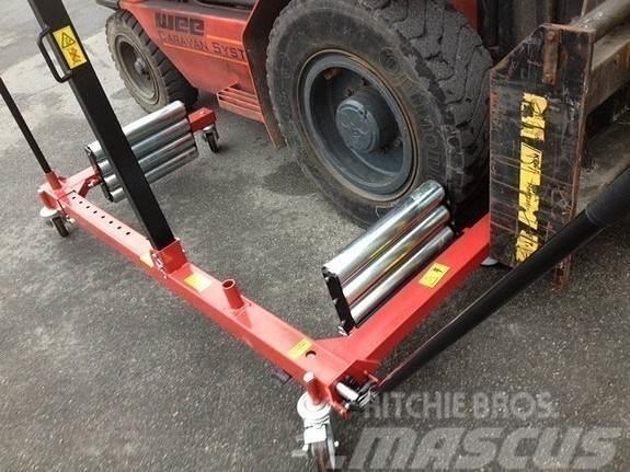 [Other] Rimelig frakt 3D jekk 1200 kg