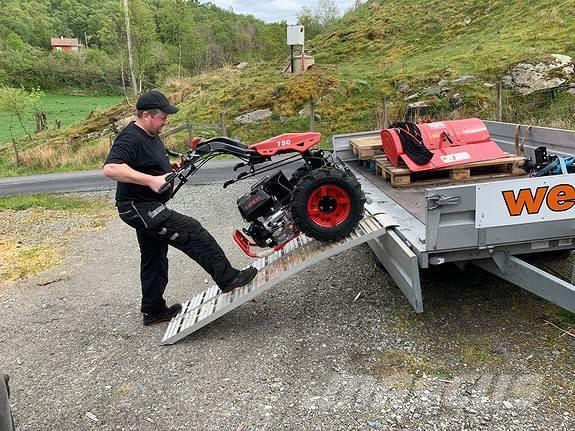 [Other] Tohjulstraktor 13 hk