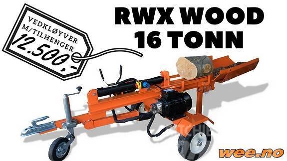 [Other] vedkløyver.no 16 tonn BS motor