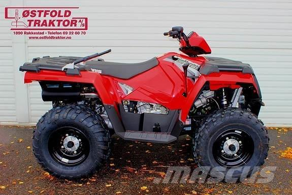 Polaris Sportsman 570 Forest EPS