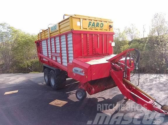Pöttinger FARO 4000 D