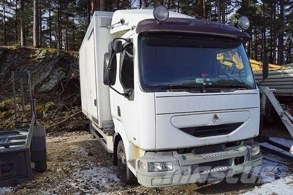 Renault Midlum 210 Nødslakterbil