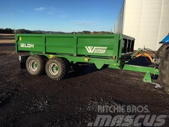 Richard Western 12LD 12 tonn dumperhenger