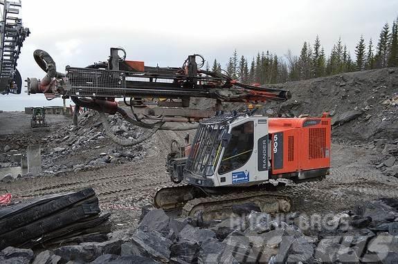 Sandvik Ranger DX800