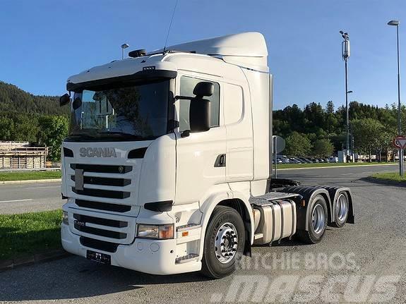 Scania 117.000km, Euro 6, R490, opticruise med overdrive