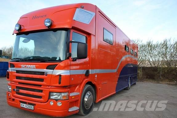 Scania P 310 DB4X2MNB