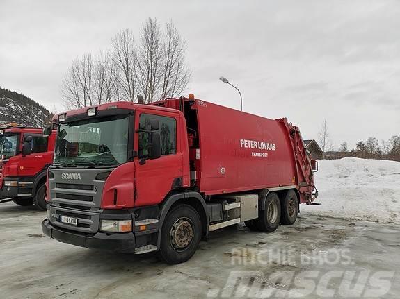 Scania P310DB6X2*4HLB