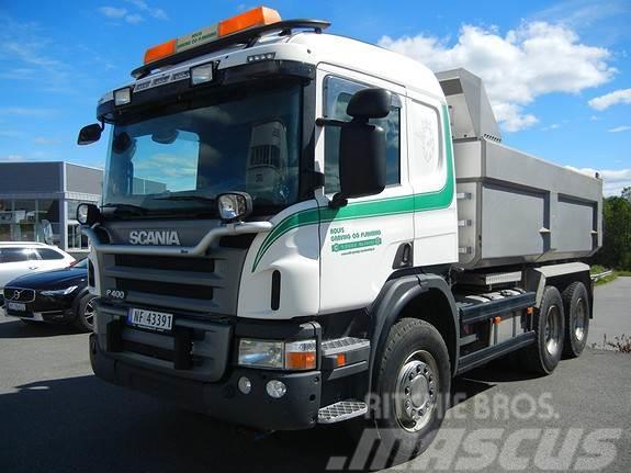 Scania P400 CB6X4HHZ