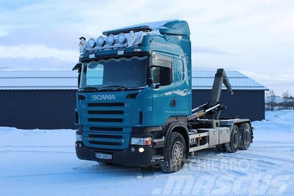 Scania R 500 LB6X2HHA